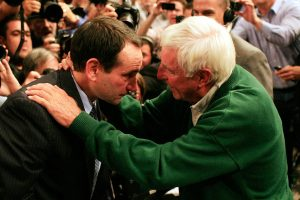 Looking back at Coach K and the early lesson