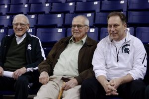 Michigan State hoop carries on following 51 seasons spanning Gus, Jud and Izzo