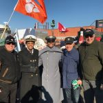 Army-Navy Game never disappoints; three old Big Rapids friends at 2018 Philadelphia game