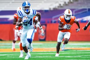 Three quick takes on Duke football beating Syracuse for its first victory