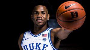 Roach's favorite Duke player? Think DMV