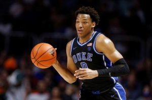 Moore happy to be back at Duke but disappointed freshmen will miss what he enjoyed a year ago