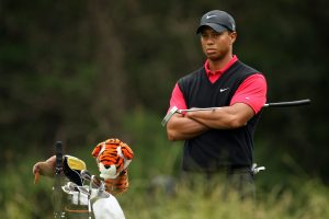 It's time for Tiger Woods to fade away