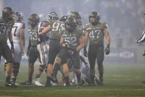 Army looked West for leadership, Witten Award overlooked West