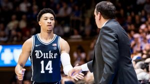 Goldwire plays new role navigating Duke's learning curve as backcourt leader