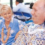Charlie Wedemeyer's Hall of Fame life and wife get call from Polynesian Football Hall of Fame