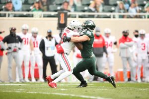 """My MSUings on """"depleted"""" Ohio State routing Spartans and more on Bear Bryant fiction"""