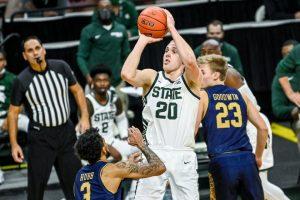 Two guys from Wisconsin influencing latest Michigan State-Duke showdown
