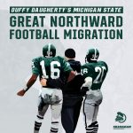 My 44-day countdown on Twitter to Michigan State's opener Sept. 3 at Northwestern