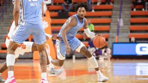 The first Battle of the Blues is about fending off the NCAA Tournament blues