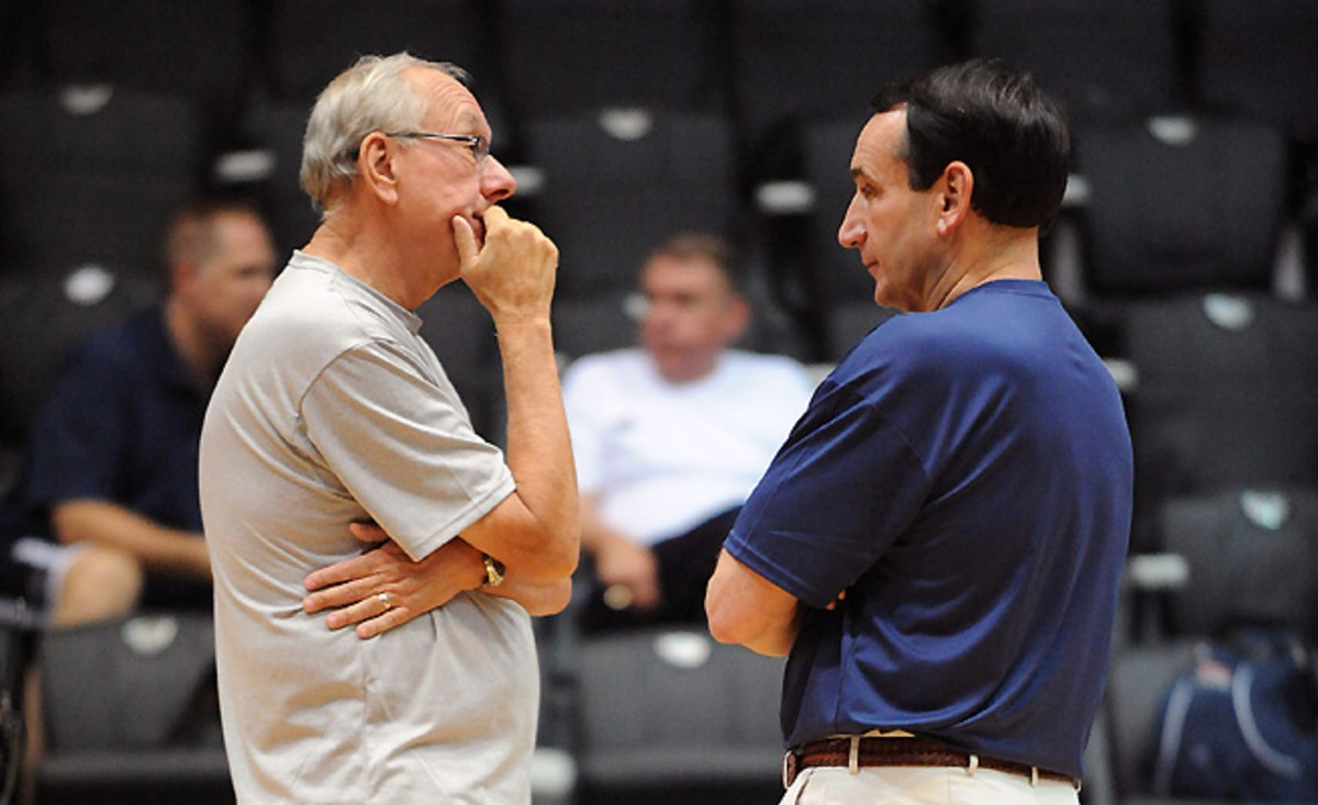 Boeheim responds to Bilas; Williams and Brakefield now have his attention