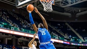 Duke playing like it is already advancing in the NCAA tournament