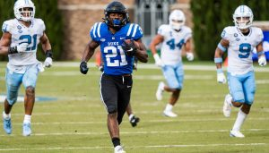 Duke back on field for spring football that Blue Devils can't afford to miss after last year