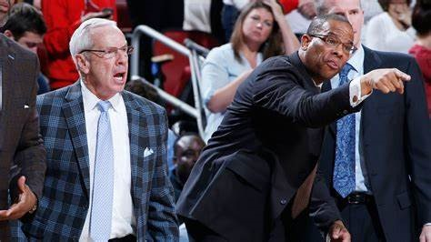 Turns out Ol' Roy signed off on Hubert Davis long ago as a Tar Heel