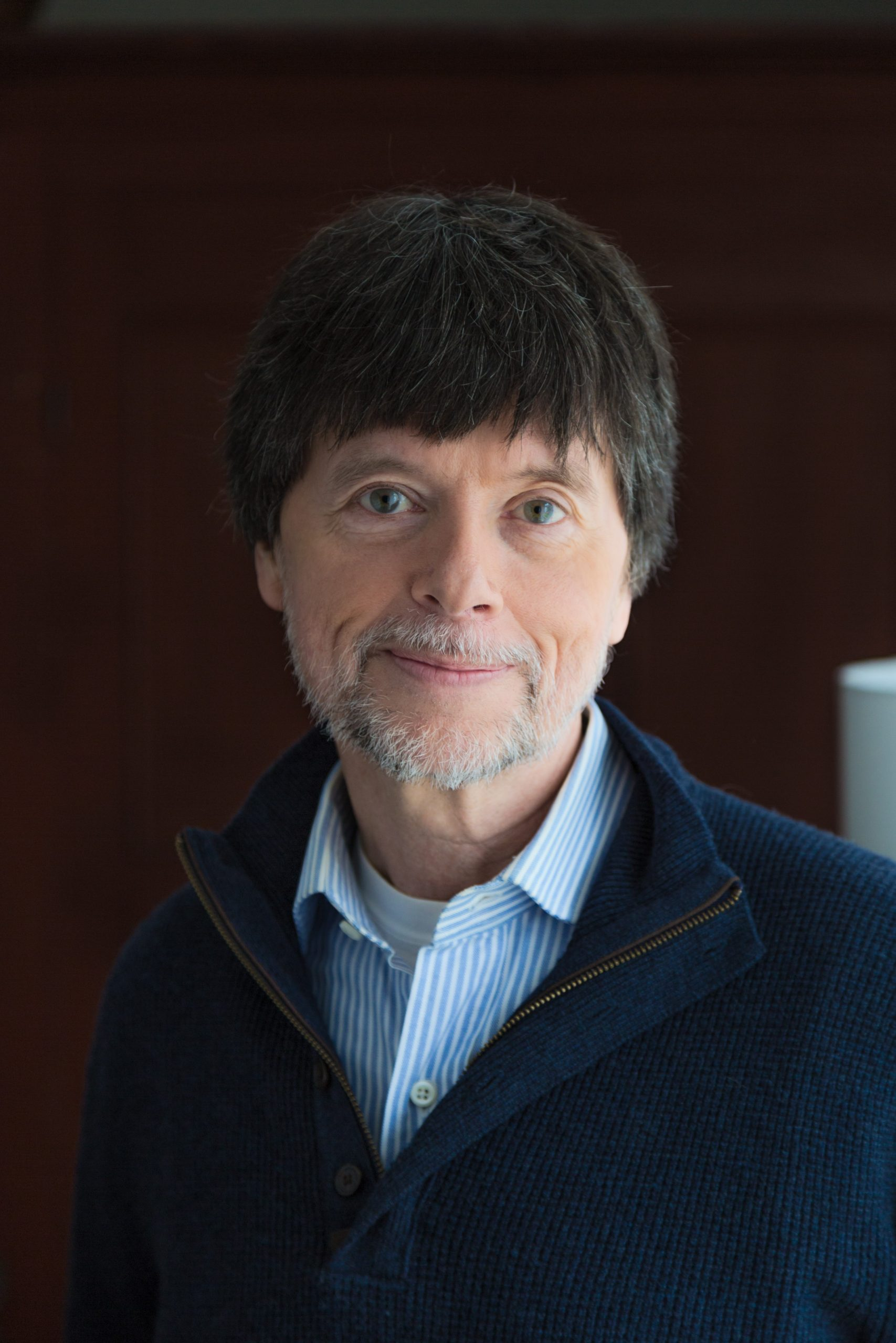 Ken Burns commenting on 1960s Michigan State football as an important story to tell and to understand