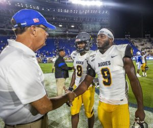 """MEAC commissioner praises Duke's history scheduling HBCUs as """"win-win"""""""