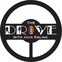 My homecoming weekend guest spot on 'The Drive with Jack'