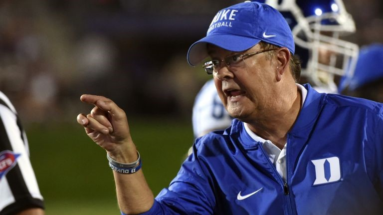 """Cutcliffe's mentor taught him early to """"Bear"""" down on accountability"""